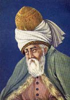 Mewlana Jalaluddin Rumi...Poemhunter.com has compilations of works from different poets!