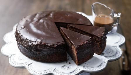 Cola cake - yes seriously - secret ingredient ensures a moist cake. I've used this receipe for 2 wedding cakes, and it is really easy. Enjoy