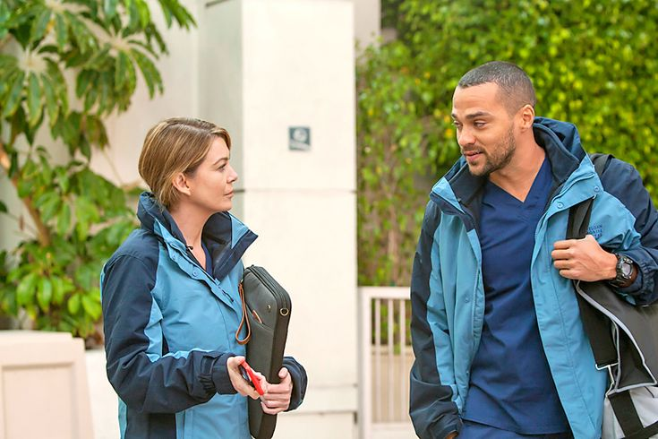 Grey's Anatomy recap: All Eyez on Me | EW.com