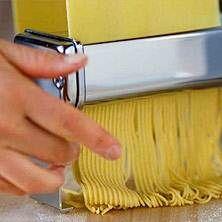 Att göra egen pasta