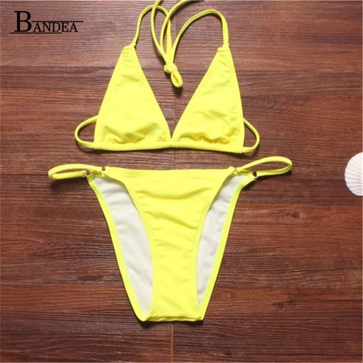 $5.59 (Buy here: https://alitems.com/g/1e8d114494ebda23ff8b16525dc3e8/?i=5&ulp=https%3A%2F%2Fwww.aliexpress.com%2Fitem%2F2014-Hot-Mini-Micro-Bikini-Set-bathing-suits-for-women-Sexy-Tiny-Bikini-Extreme-Strings-Swimsuit%2F1986933347.html ) Mini Micro Bikini Set bathing suits Tanga women Sexy Tiny Bikini Extreme Strings Swimsuit Swimwear Scrunch Butt Bikini 5 for just $5.59