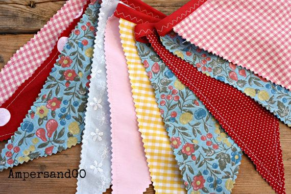 County Fair Bunting, Pennant Flag Banner Garland, Vintage Carnival Birthday Party Decor, Cake Smash Photo Prop Backdrop, Farm Cowboy Country  Nothing