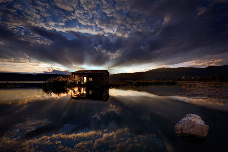 500px / House Of The Rising Sun by Dimitrios Lamprou #sunrise