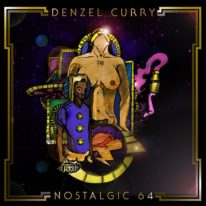 """""""Denzel Curry, an 18-year-old rapper, on his first album, has escalated the expected quality in the underground rap game, something that, these days, was much, much needed.""""  Read the full review here: http://potholesinmyblog.com/denzel-curry-nostalgic-64-album-review/"""