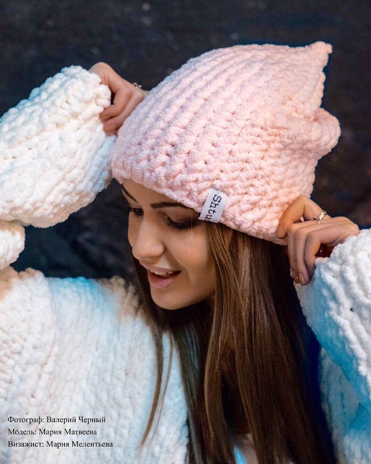 Розовая шапочка 1200 ₽