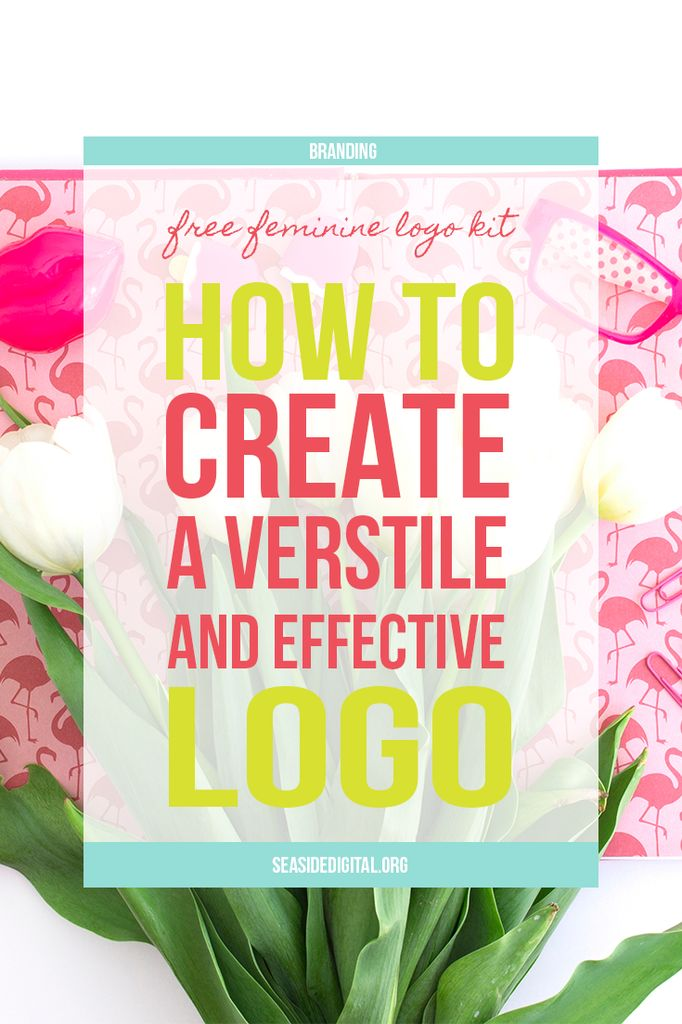 How to Create a Logo That's Versatile and Effective - for your blog and business