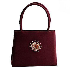Wear Brooch on Bag
