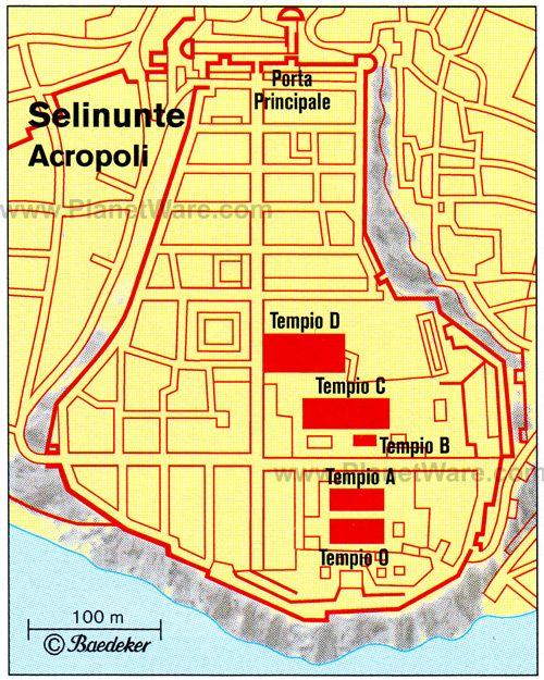 Acropolis of Selinunte