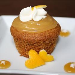 Gingerbread Cupcakes Allrecipes.com