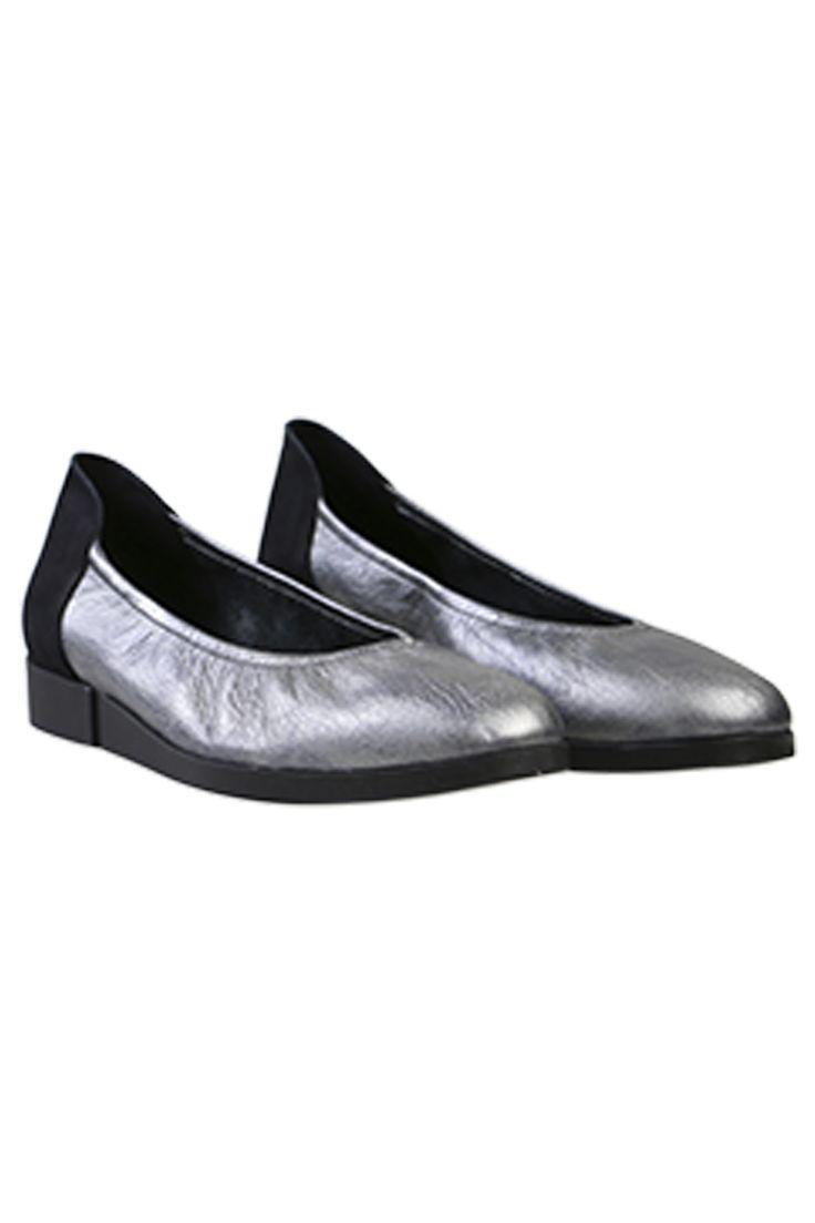 Arche - The Coeze Flat In Silver
