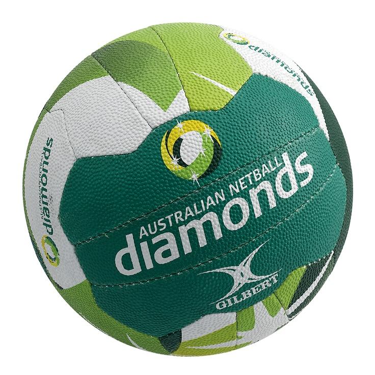 Gilbert Netball Australia Diamonds Supporter Netball