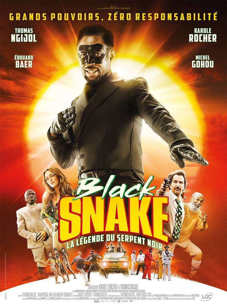 `Descargar` Black Snake La Légende du serpent noir [2019