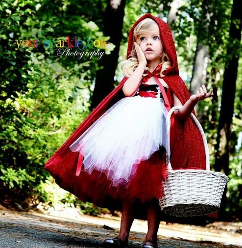 Qué mona con su disfraz de Halloween #halloween #disfraz #nina