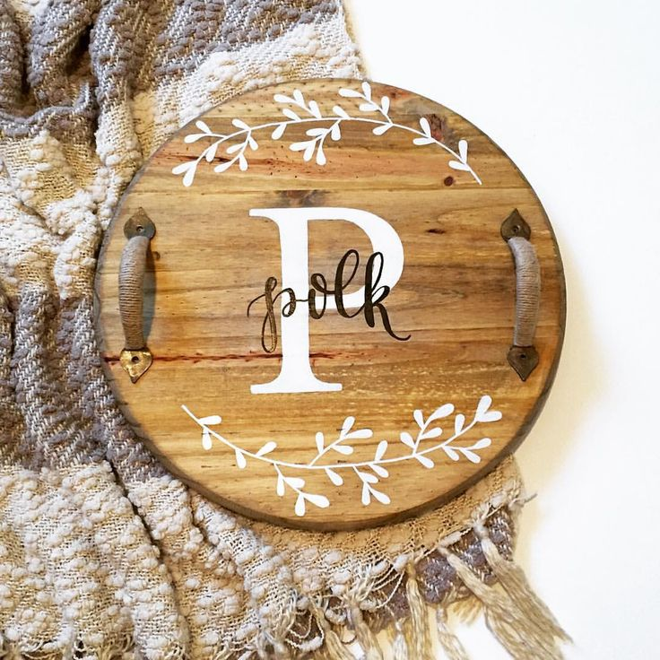 circular wooden signs best 25 round wooden tray ideas on pinterest wooden serving