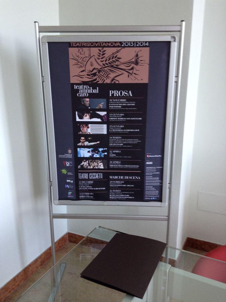 """La stagione di #teatro 2013/14 dei #TeatriDICivitanova è """"su""""!  http://www.tdic.it/dettaglio.asp?id=757"""