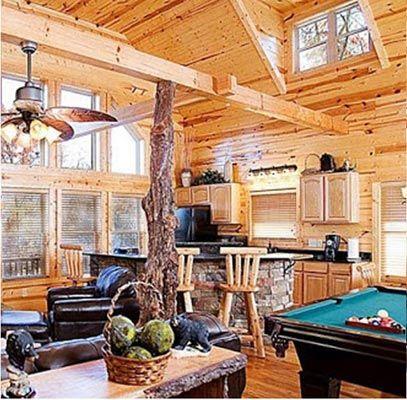 Helen Ga Cabin Rentals | Cedar Creek Cabin Rentals | Luxury Cabins