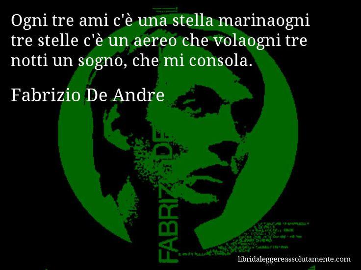 Cartolina con aforisma di Fabrizio De Andre (53)