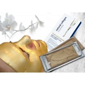 Maski kolagenowe z nanozłotem do twarzy.      Profesjonalna Linia Kosmetyczna NATURAL COLLAGEN INVENTIA  to zdrowie i piękno pozostające w harmonii.    http://sklep.icolway.eu/pl/34-maski-kolagenowe-z-nanozlotem.html