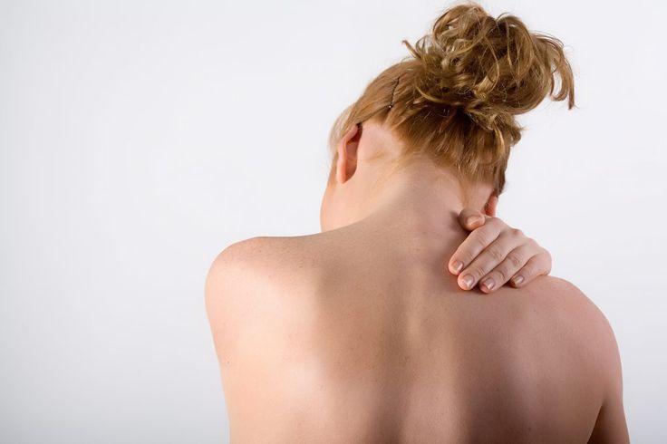 Nicht ausschließlich Kopfschmerz: Nackenschmerzen können auf Migräne hindeuten