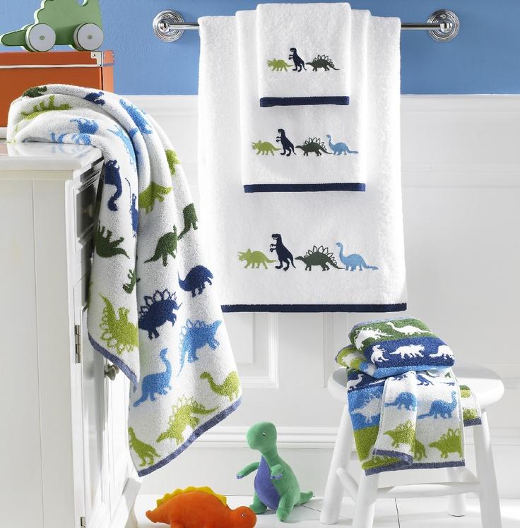 Luxury bath towels bambini dino park by kassatex cassadecor