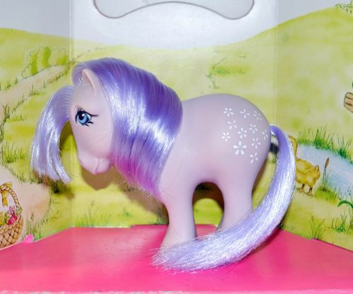 VINTAGE-G1-MY-LITTLE-PONY-GREEK-BLOSSOM-MLP-BY-EL-GRECO-GREECE