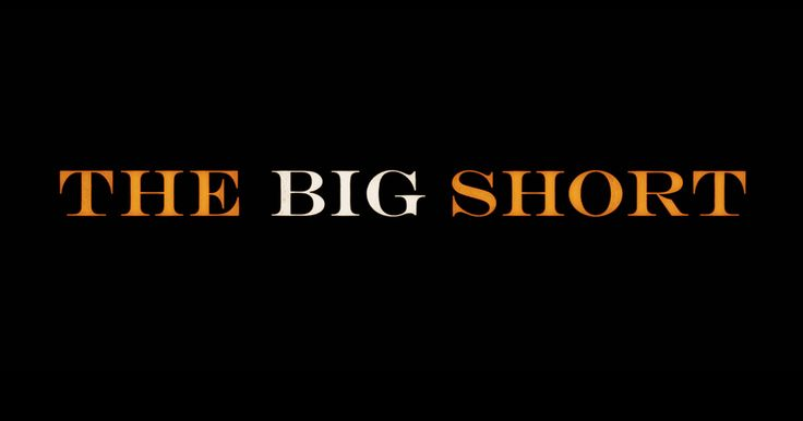 Official movie site for The Big Short, starring Christian Bale, Steve Carell, Ryan Gosling, and Brad Pitt. Watch the trailer here! In theaters December 2015.
