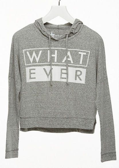 whatever hoodie - Graphic Tees - Graphic Tees