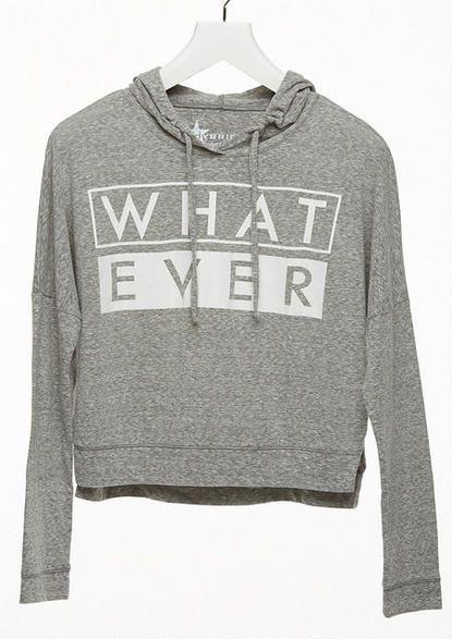 whatever hoodie - Graphic Tees - Graphic Tees