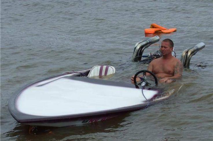 harley dean boat