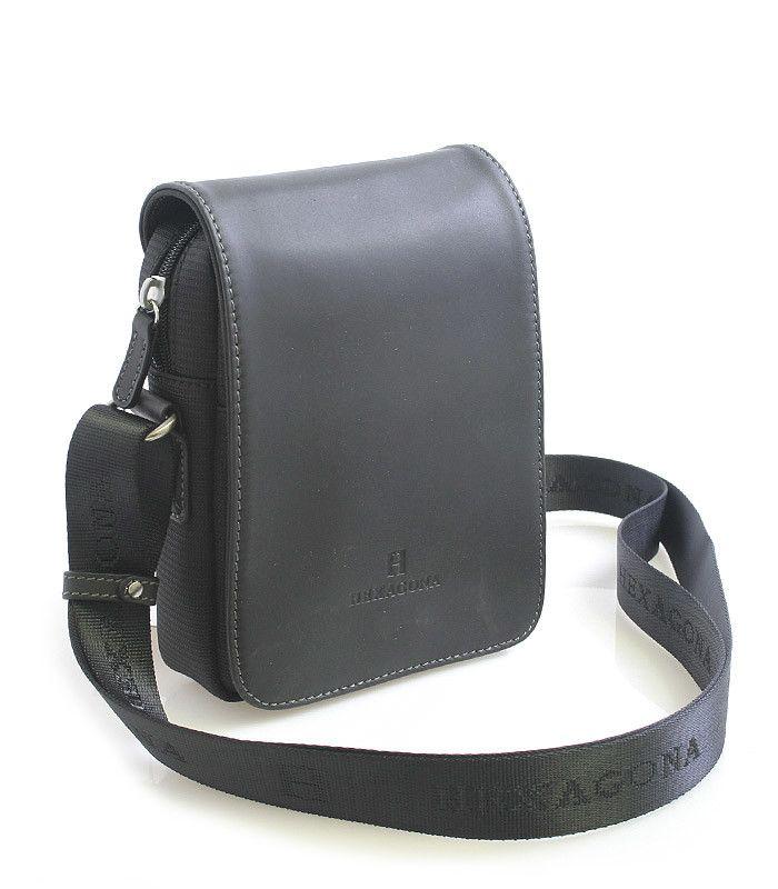 #taštička #hexagona Elegantní taška na doklady a další různé potřebné věci je vyrobena z nylonu a nejvíce namáhané části (klopa, úchyty) z hovězí kůže. Součástí je nastavitelný nylonový popruh. Uvnitř jsou menší kapsičky. Na zadní straně je kapsička na zip. Novinka!
