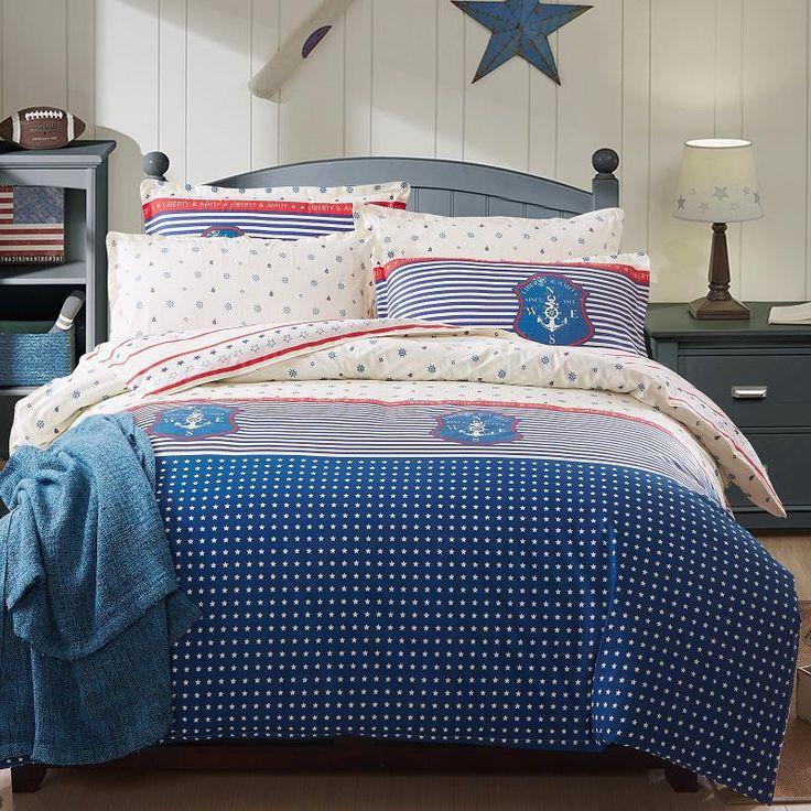 Classic bedding 5 size 4 PCs/set duvet cover set Pastoral bed sheet AB side