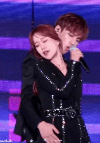 SEVENTEEN's Mingyu Turns Heads With Shockingly Sexy Collab Stage With Baek Ji Young – Koreaboo