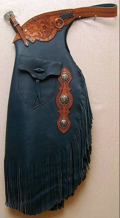Western Chinks and Armitas for sale, custom made, soft, supple leather, handmade in USA, one of a kind, tooled with any design of your choice.
