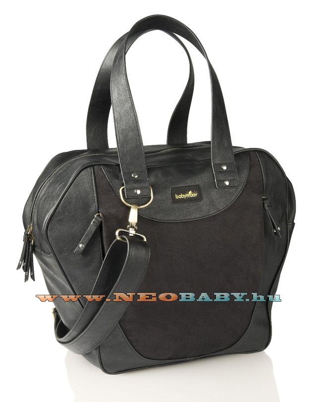 BABYMOOV CITY pelenkázó táska Cod.:A043540/fekete