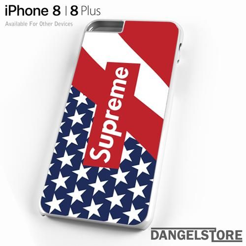 American Supreme For iPhone 8 | 8 Plus Case