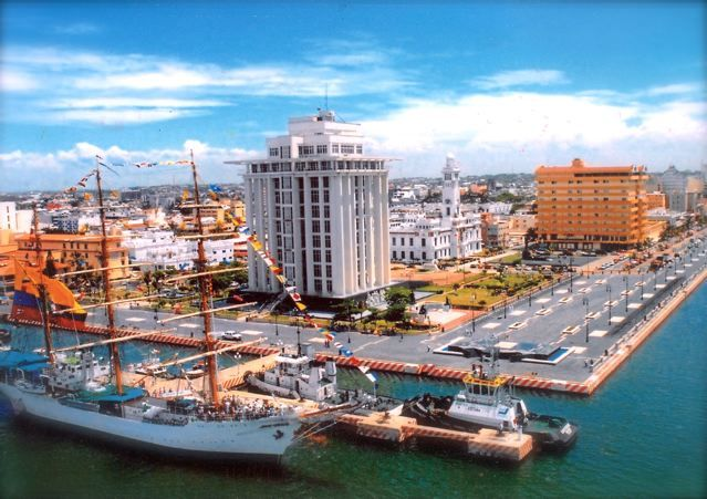 Veracruz is Mexico's oldest European harbor city