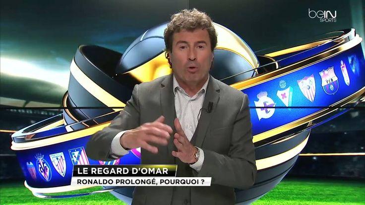 [Omar Charrie] Dans ce nouveau numéro d'Omar Charrie, notre consultant, Omar Da Fonseca, revient sur la prolongation de Ronaldo au Real Madrid. > Tentez aussi de découvrir l'identité de notre joueur mystère. > http://po.st/xj1fVz