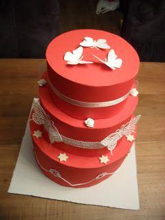 Surprise taart, cake