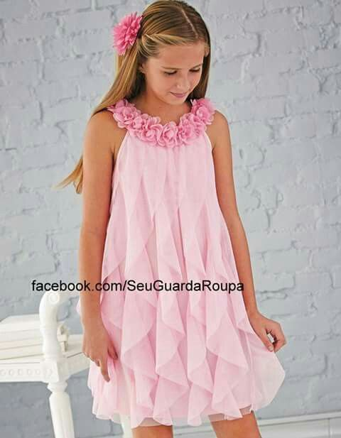 Beautiful tween dress
