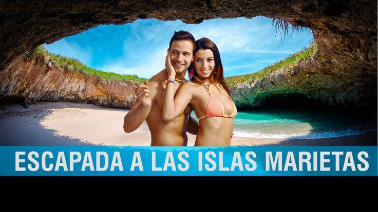Escapada a las Islas Marietas el santuario marino de México