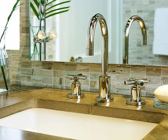 A Sink That Mounts Beneath A Bathroom Countertop Is Called An Undermount  Sink. Find Out