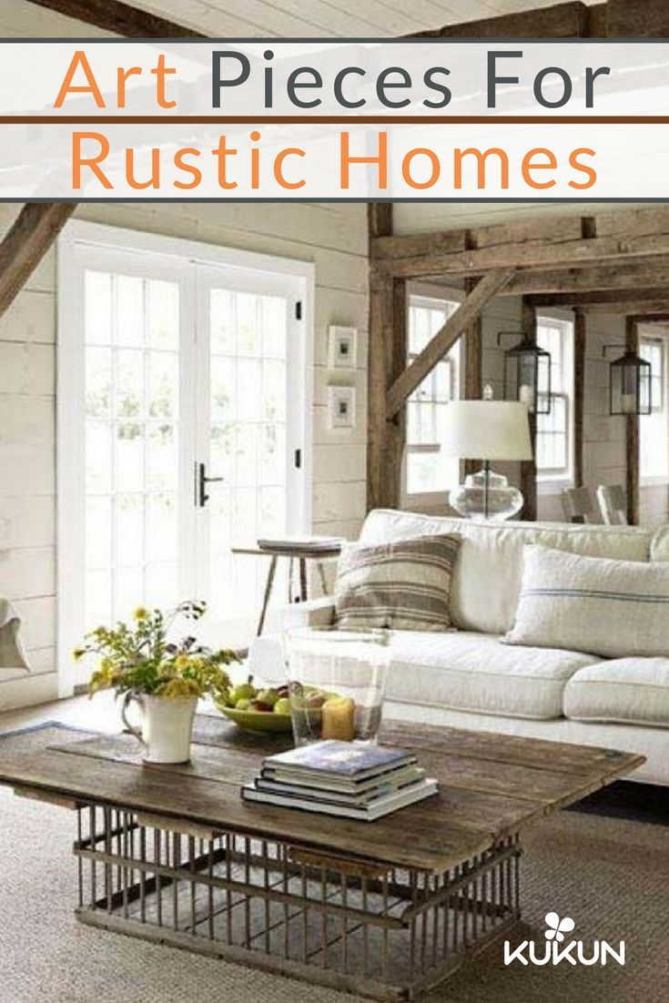 Exposed beams timber beams faux beams country living rooms rustic modern living