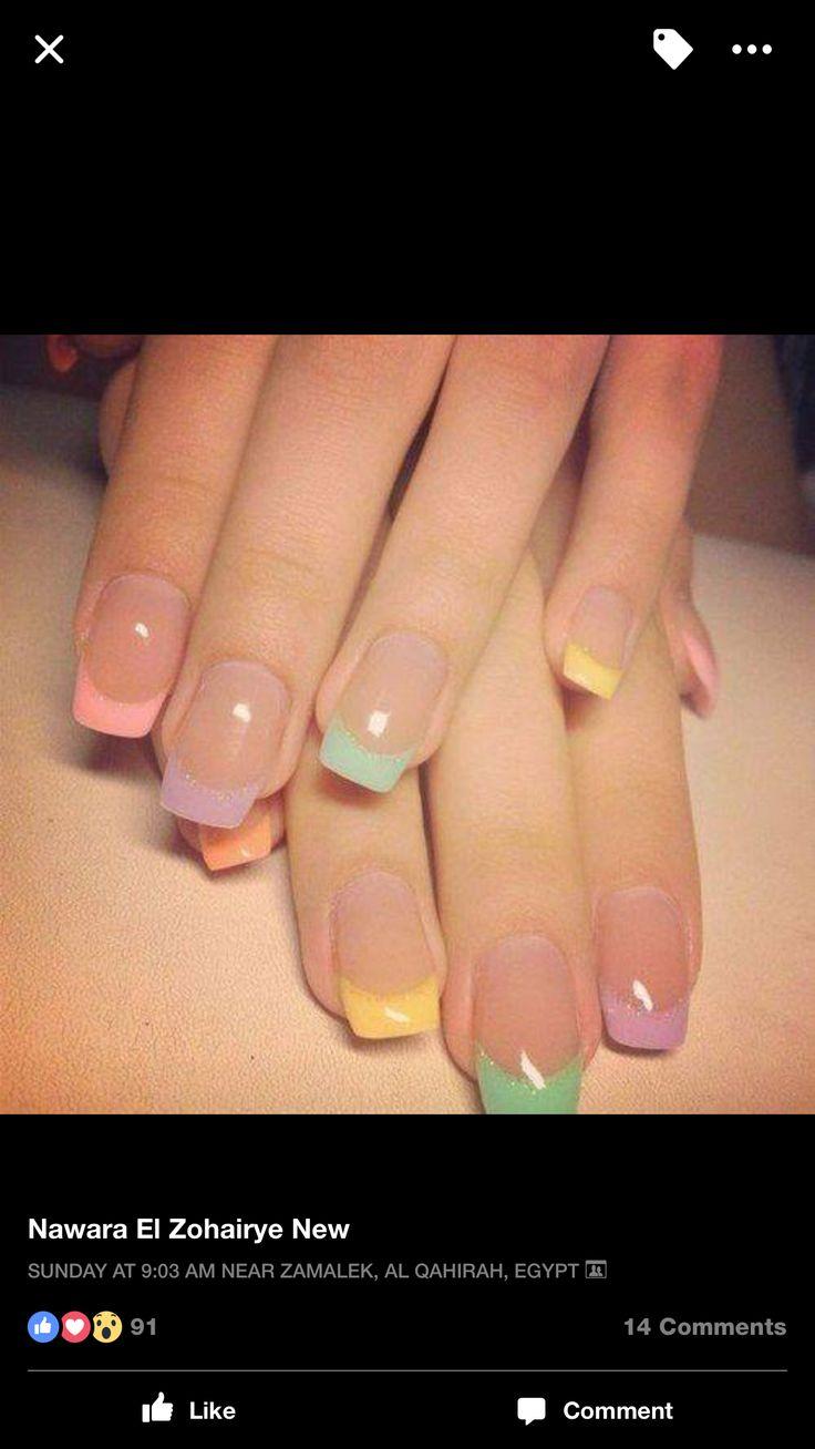 78 besten Nails Bilder auf Pinterest | Neutrale nägel, Haar und ...