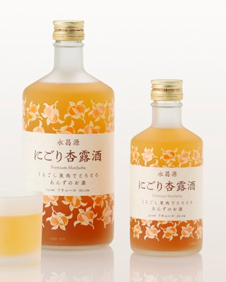 JPDA:Japanese apricot liquor,   GK Graphics