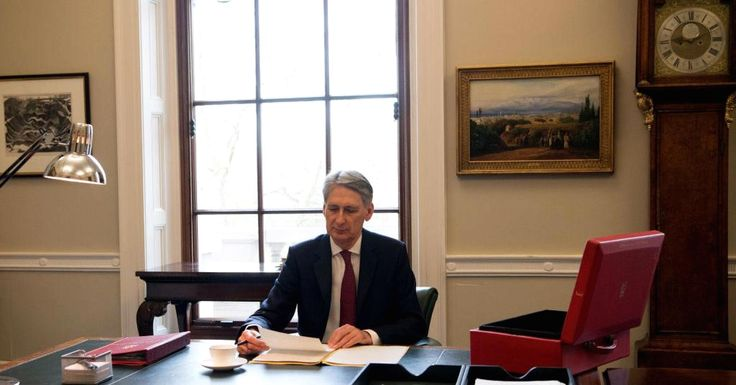 United kingdom finance minister provides Autumn Spending budget announcement