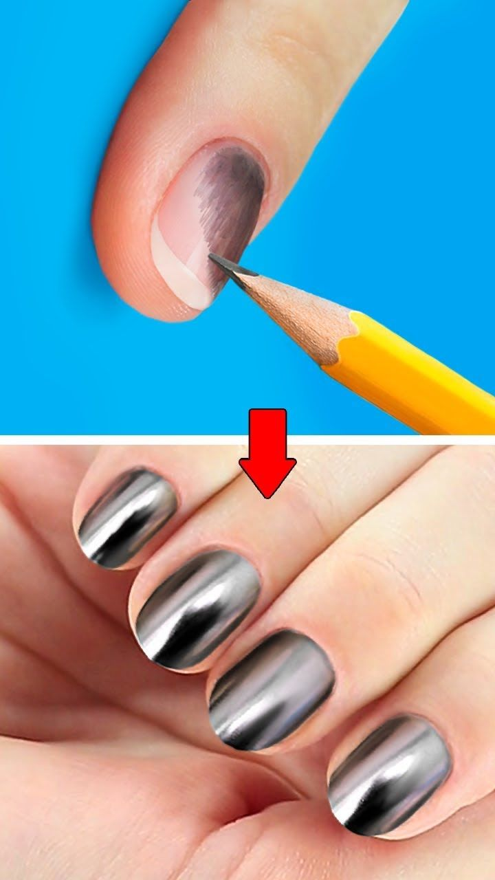 26 Best Nail Art Ideas For You 5 Minute Crafts Videos Cool Nail Art 5 Minute Crafts