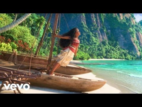 """Auli'i Cravalho - How Far I'll Go (From """"Moana"""") - YouTube"""
