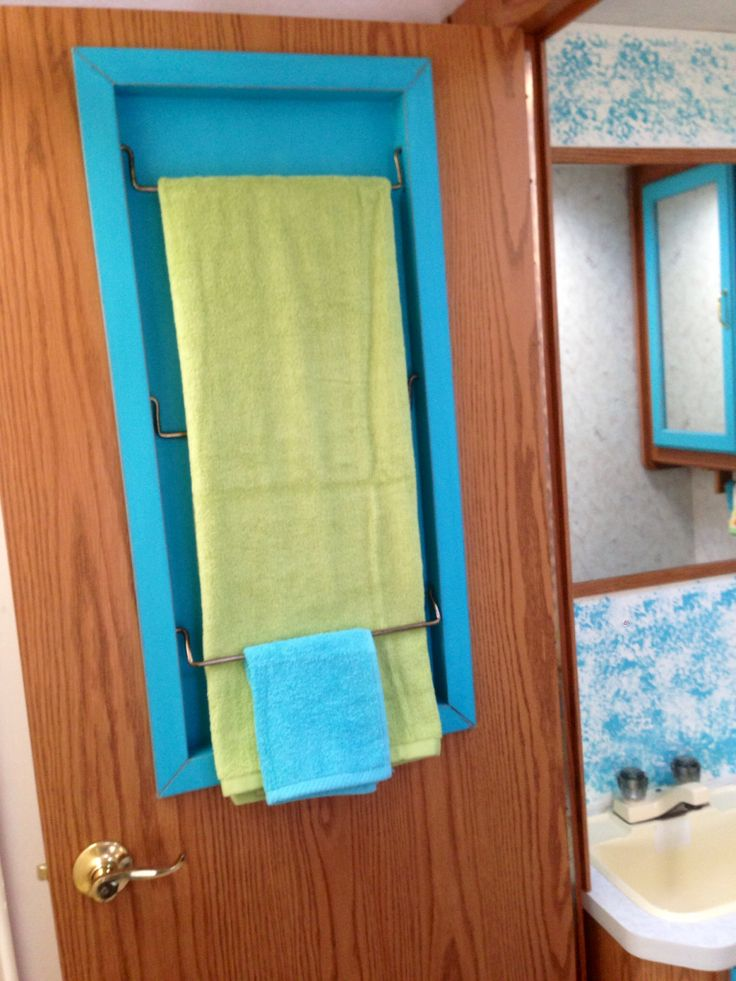 85 best images about my rv redecorating progress on for Redecorating a small bathroom
