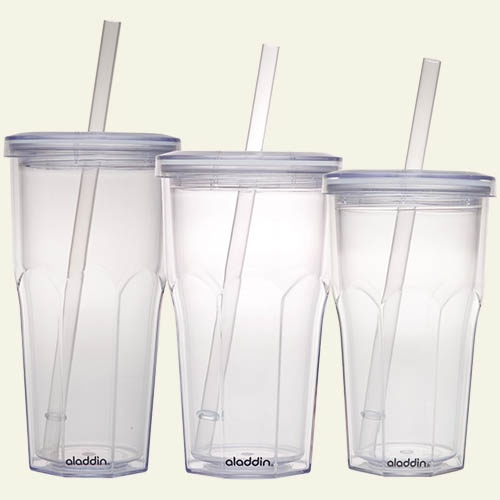 Aladdin To-Go Tumblers. the best reuseable cup out there: Cup, Easy Bein, Party Promo, Fast Food Type, Food Type Restaurant, 20 Oz, Green Living, Healthy Living