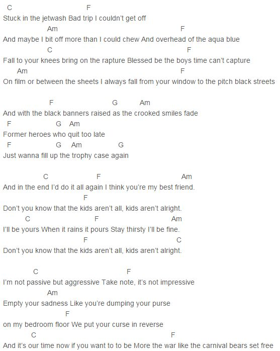 I Want You We Can Bring It On The Floor Chords | Wikizie.co